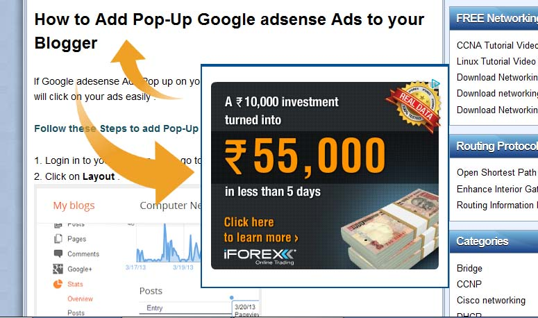 how to get rid of google pop up ads