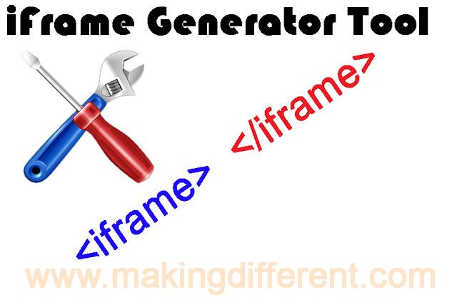iFrame Generator – Free Online HTML iFrame Creator