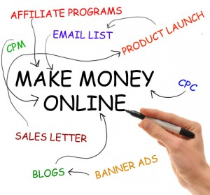 Top 10 Ways To Make Money While Working Online