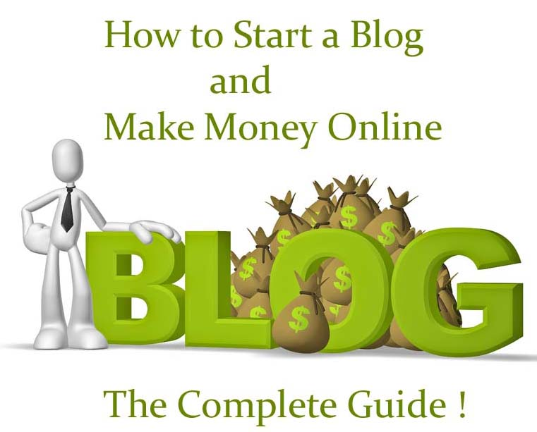 How to make moeny online with your blog
