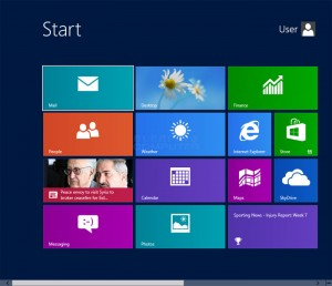 How to customise and play with the windows 8 start screen