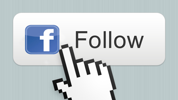 How to Add a Facebook Follow Button In Blogger
