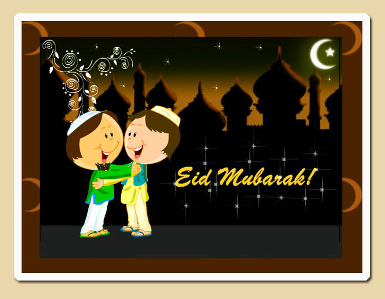 Eid festival around the world ~ Eid Mubarak!