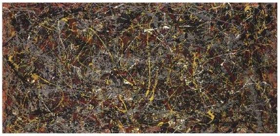 No. 5, 1948 (1948) - Jackson Pollock