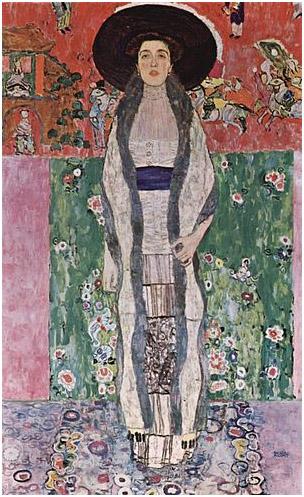 Portrait of Adele Bloch-Bauer II (1912) - Gustav Klimt