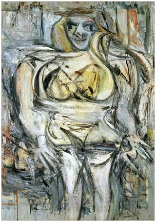 Woman III (1953) - Willem de Kooning