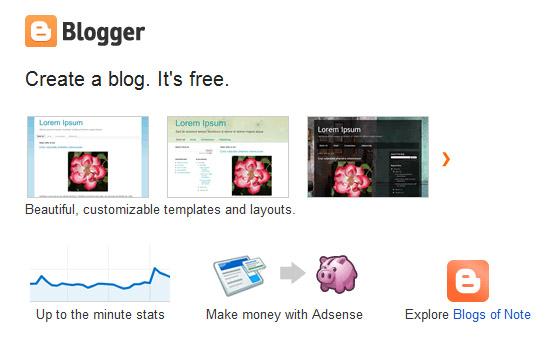 Blogger - Best Blog Site