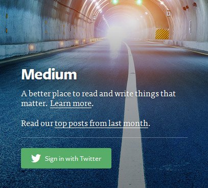 Medium - Best Blog Site