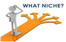 Need to decide your Service and Products Niche