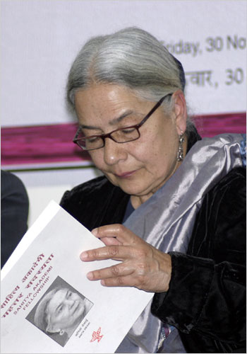 Anita Desai - Indian Writer