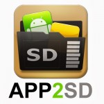 App 2 SD : Move all Android Apps to SD Card on your Android Device