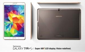 Samsung takes on iPad with Galaxy Tab S series.