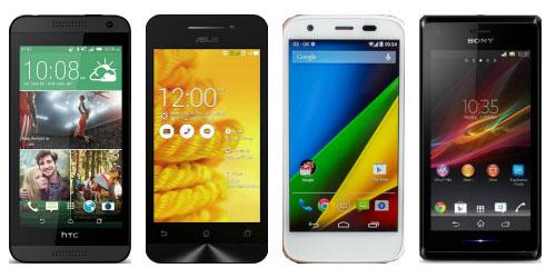 Best Android Smartphones under 200 dollars
