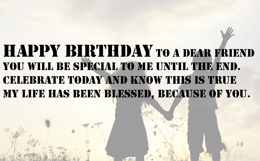 Special Birthday Wishes Messages And Greetings