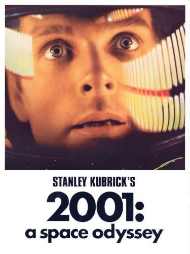 2001- A Space Odyssey -1968
