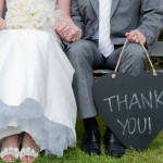 Thank You Messages on a Wedding