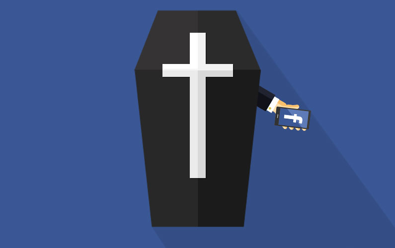 How to choose your Facebook manager after you die
