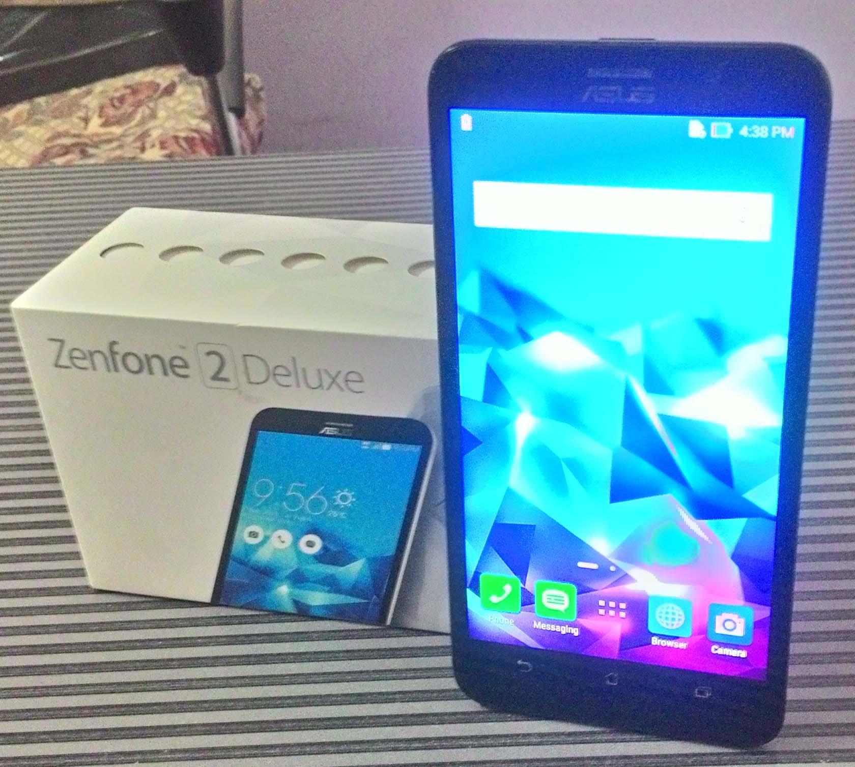 Zenfone 2 Deluxe Smartphone