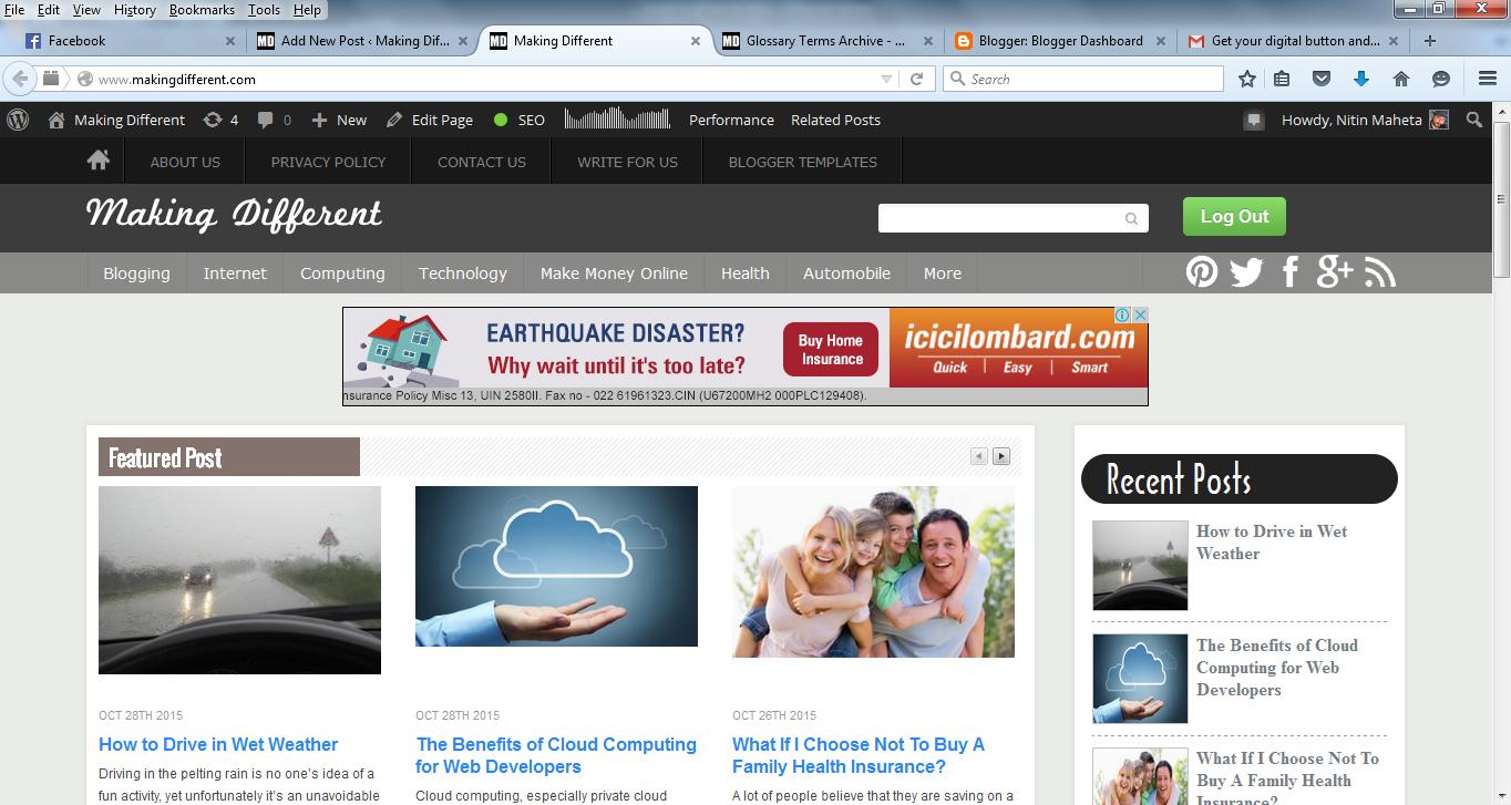 Mozilla Firefox Browser 2015