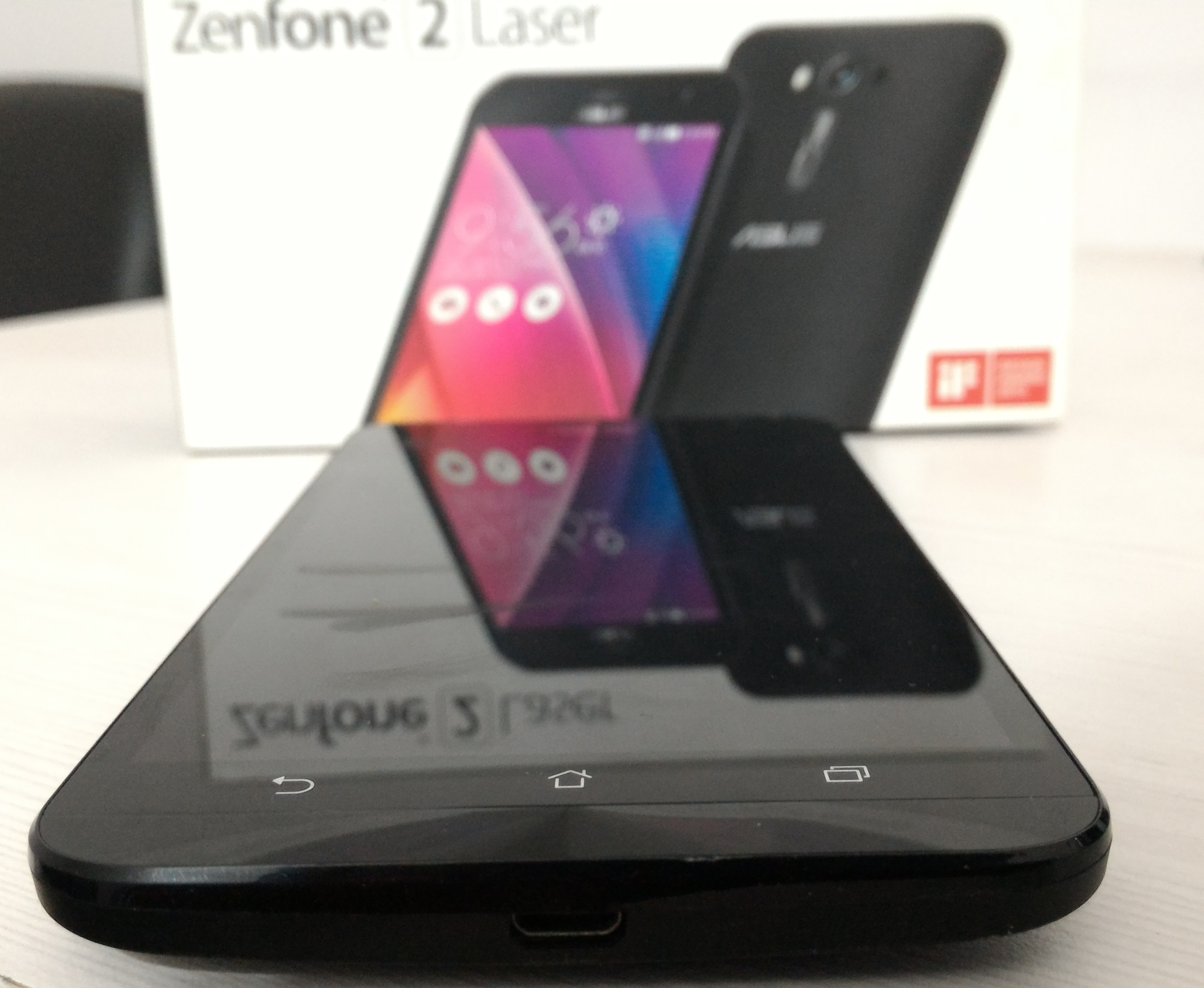 Review of ASUS Zenfone 2 Laser