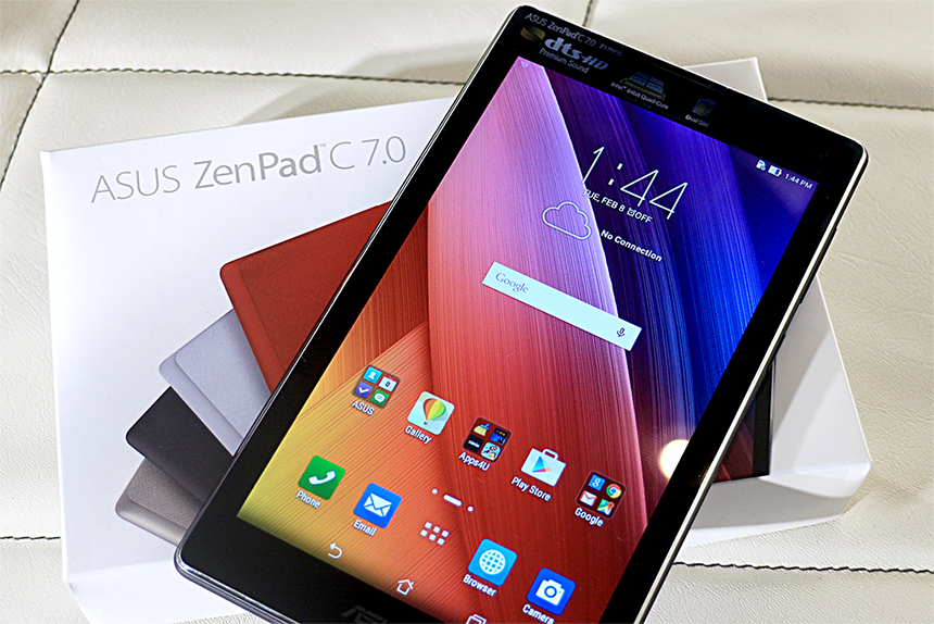 ASUS Zenpad C 7.0 Review