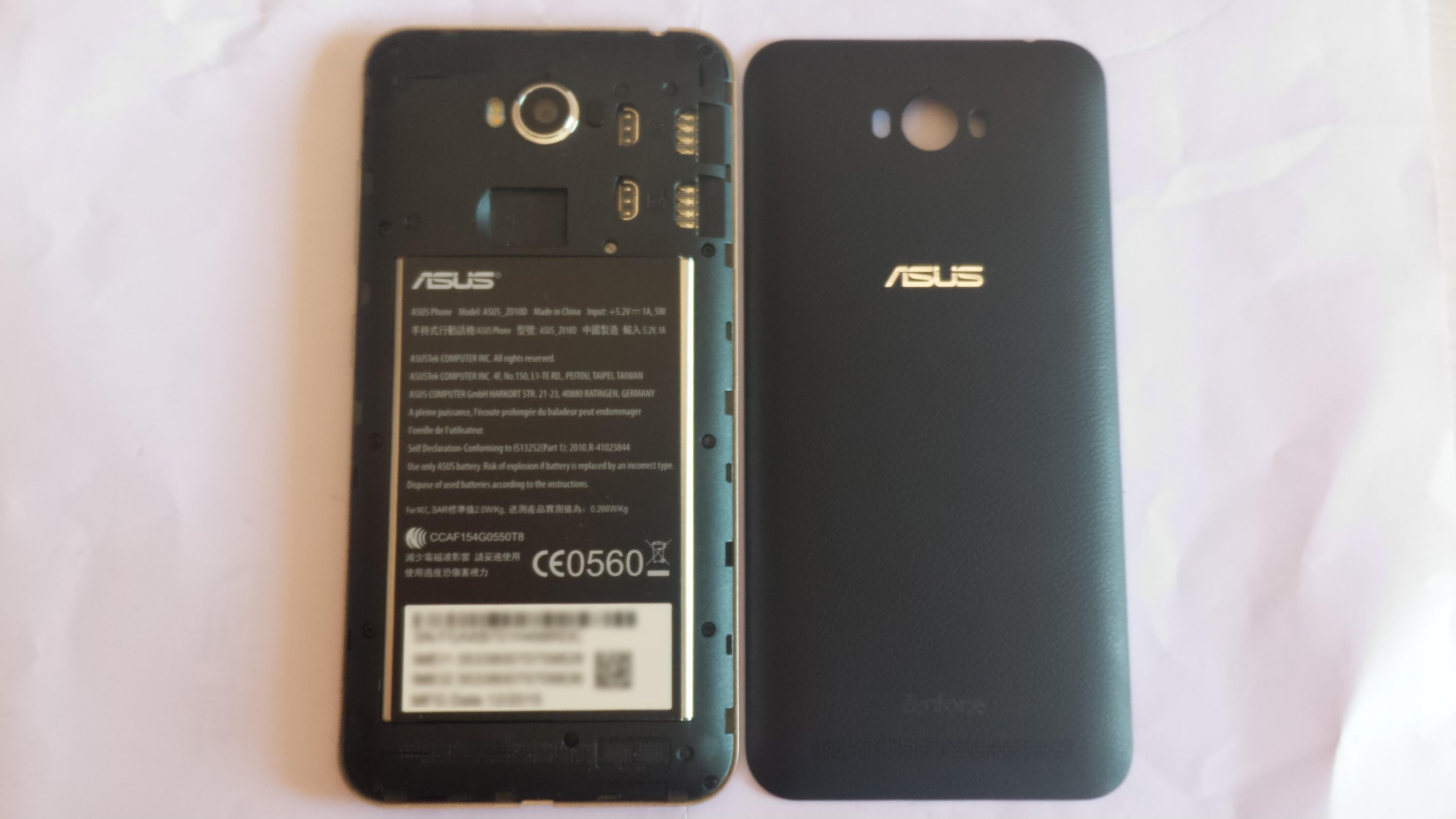 ASUS Zenfone Max Battery