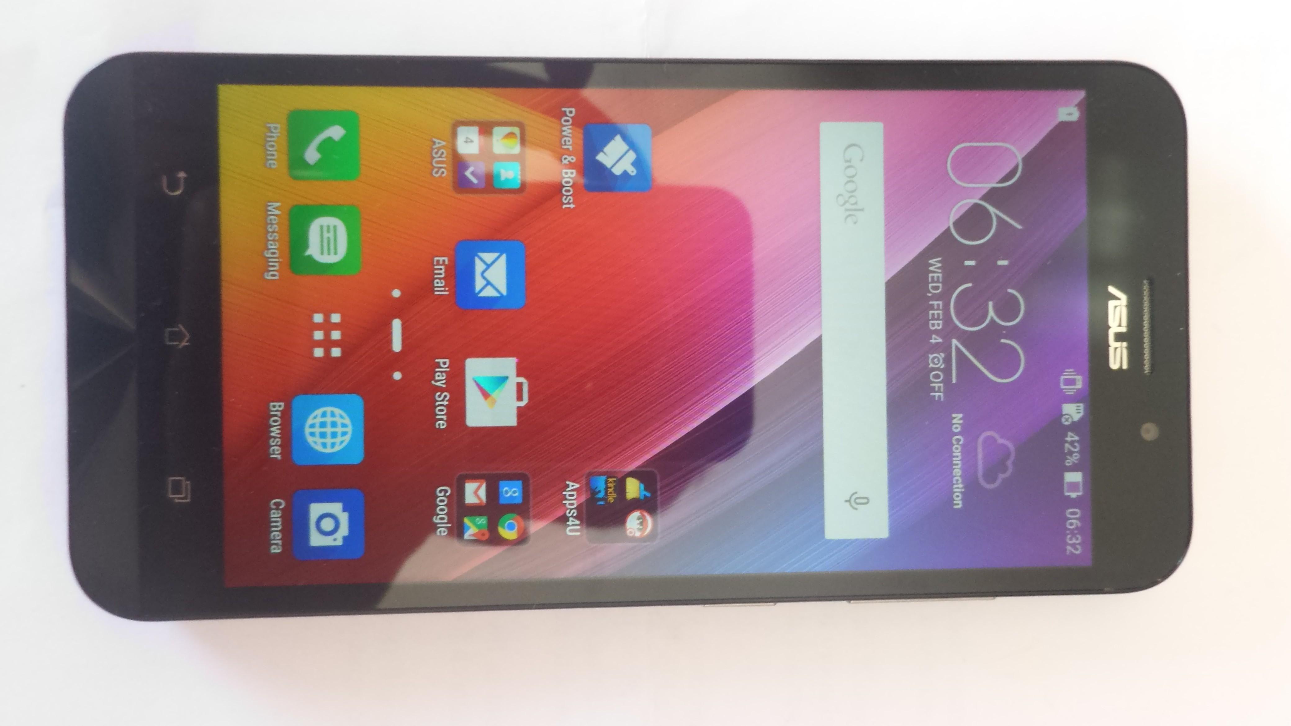 ASUS Zenfone Max display