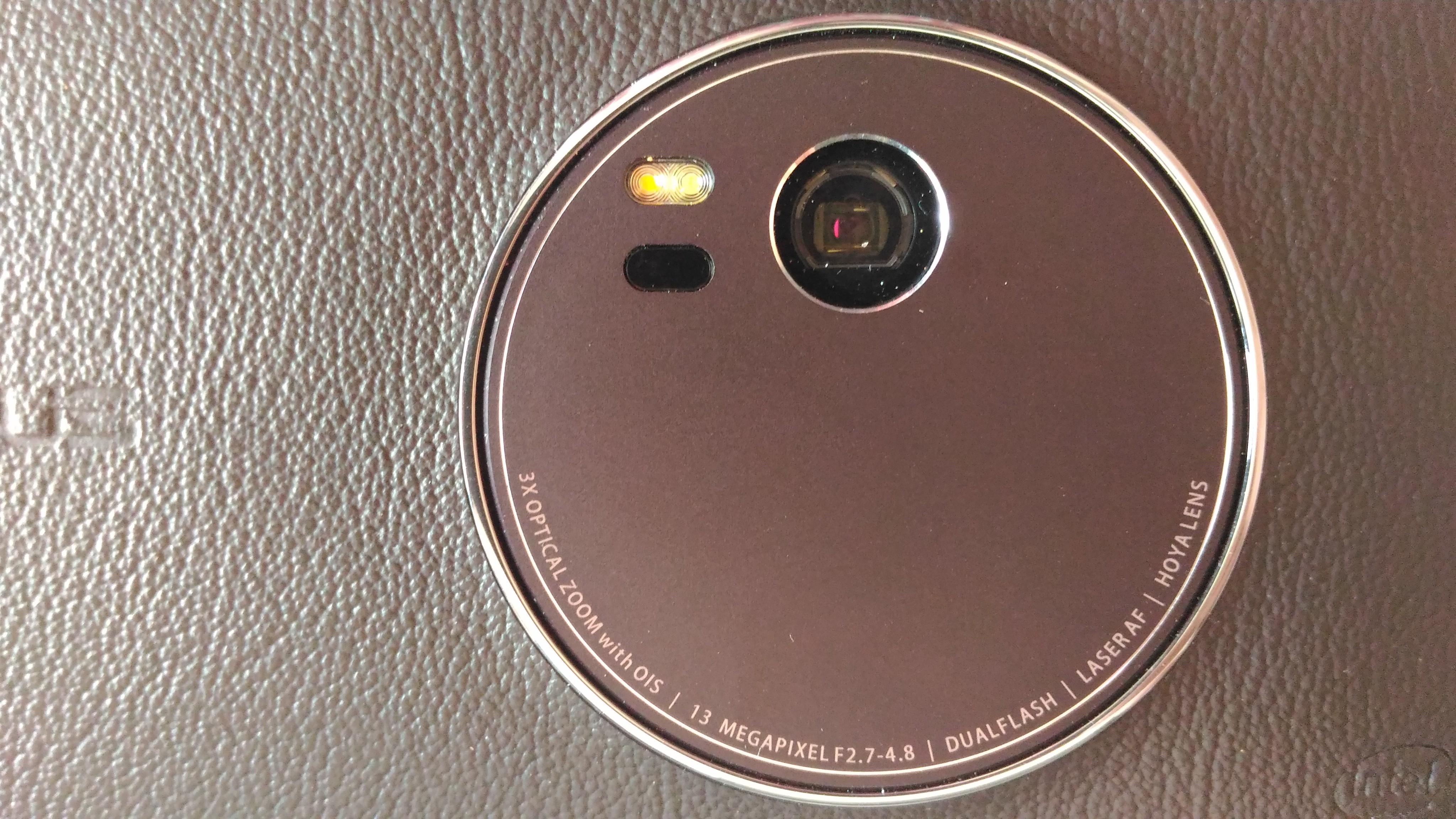 ASUS Zenfone Zoom- Camera