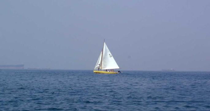 Yacht-in-Goa