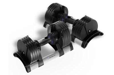 StairMaster-Pair-of-TwistLock-Adjustable-Dumbbells-100-Pounds