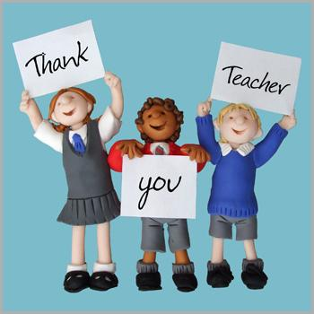 How to Say Thanks to a Teacher