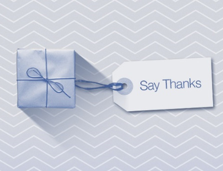 "How to Create ""Say Thanks"" Video on Facebook"