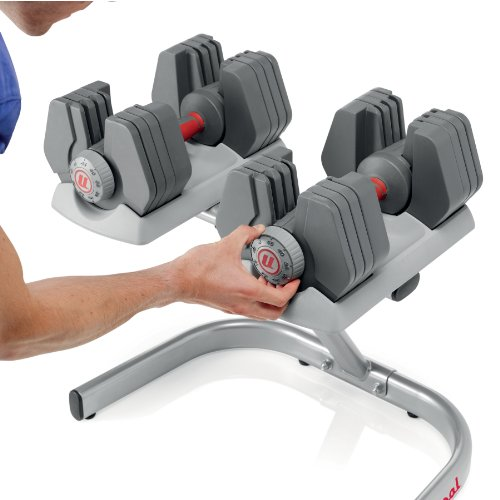 Universal-Power-Pak-445-Adjustable-Dumbbells-with-Stand-Combo-0