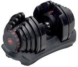 Bowflex SelectTech 1090 Adjustable Dumbbells Review