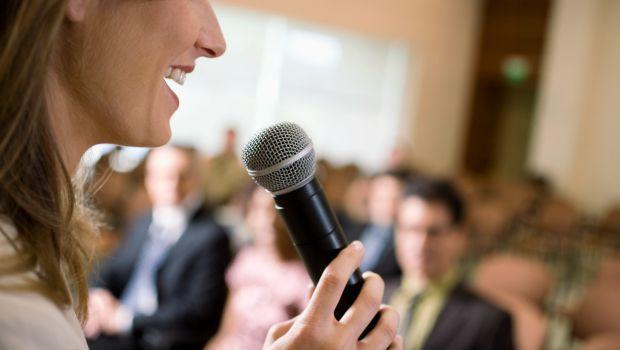 public speaking crop