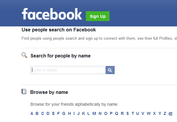 Facebook-People-Search