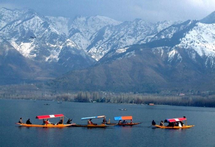 Shikara-Srinagar