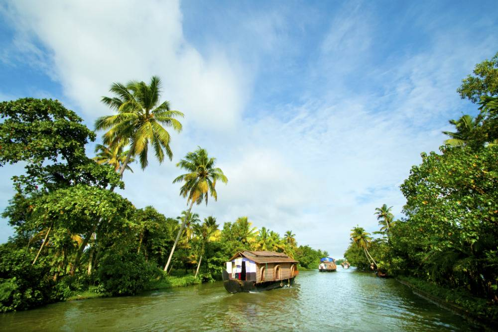 5 Reasons Why You Should Visit Kerala during the Monsoon