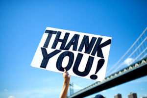 Ways to say Thank You for the Birthday Wishes