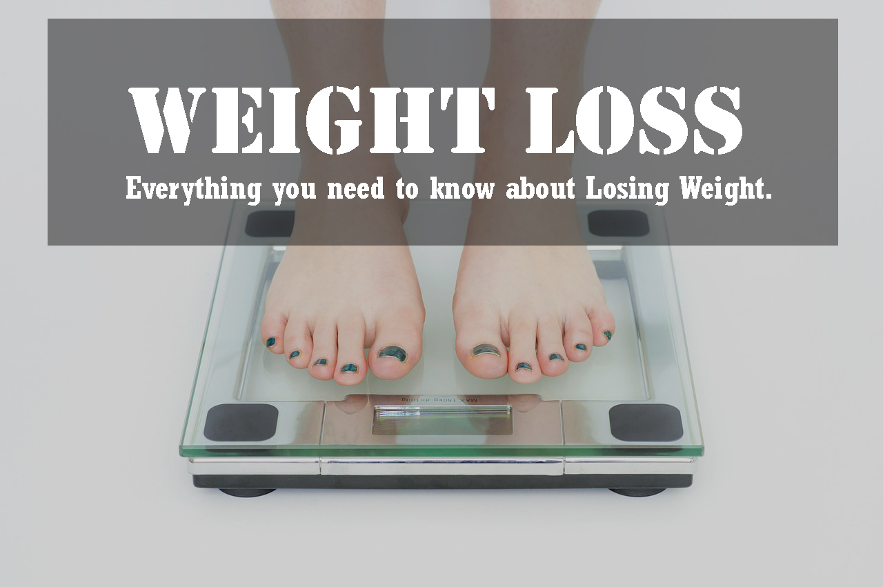 Everything you need to know about Losing Weight- Weight Loss