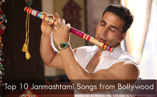 Top 10 Janmashtami Songs from Bollywood