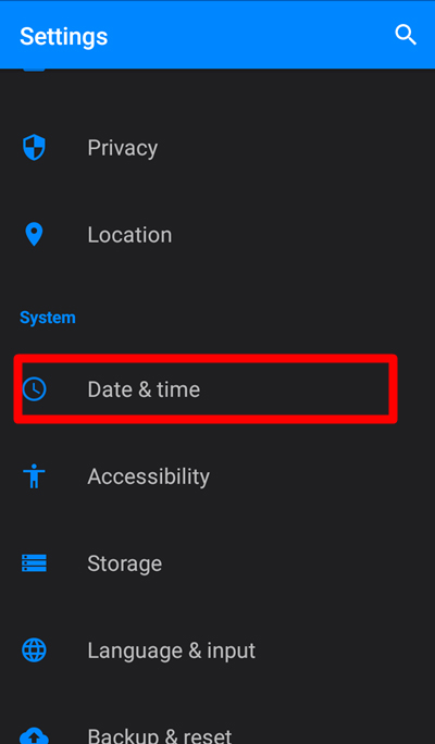 date-and-time