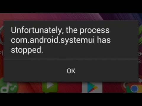 How to Fix Process com.android.systemui has Stopped on Android