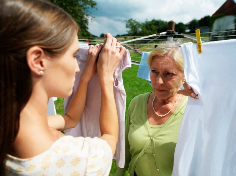 Mother-in-law Problems: You are not alone!
