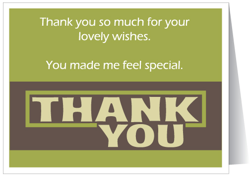 30 thank you notes for birthday wishes thank you for birthday wishes m4hsunfo