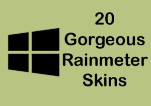 20-gorgeous-rainmeter-skins