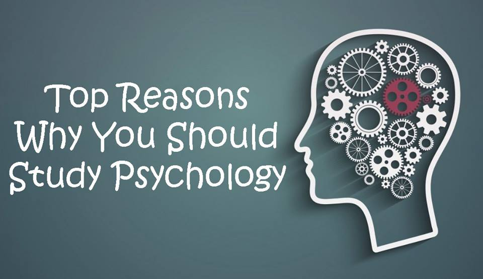 Top Reasons Why You Should Study Psychology
