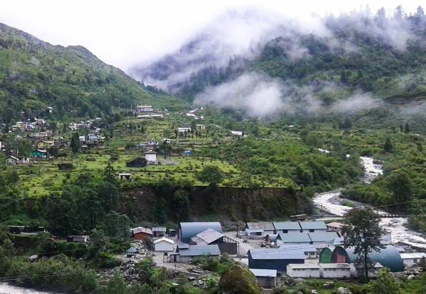 An Enthralling Trip to Lachung