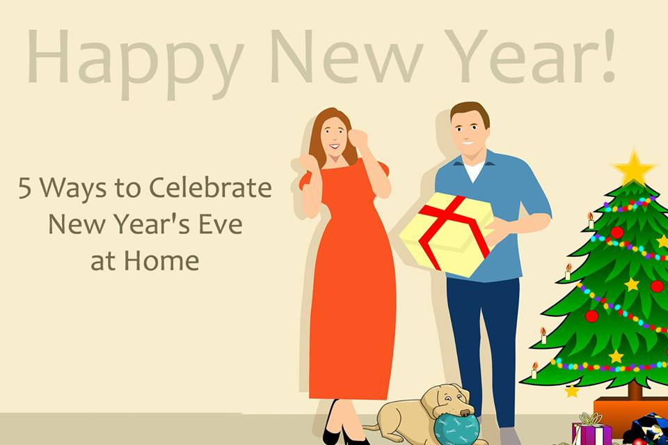 How Can We Celebrate New Year's Eve At Home