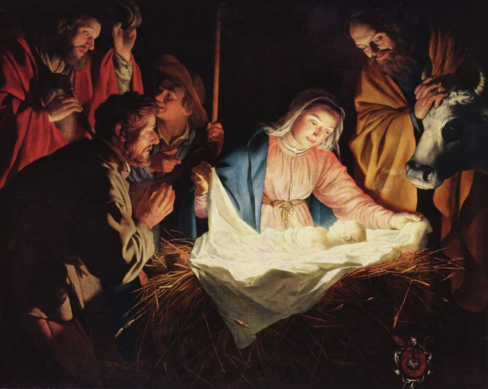 What is the date of birth of Jesus?